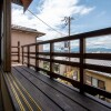 2LDK House to Rent in Kyoto-shi Higashiyama-ku Balcony / Veranda