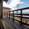 2LDK House to Rent in Kyoto-shi Higashiyama-ku Balcony / Veranda