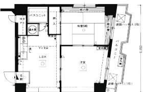 2LDK {building type} in Tenjin - Fukuoka-shi Chuo-ku