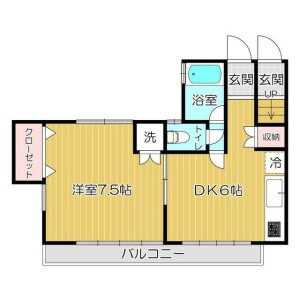 Whole Building {building type} in Shimbori - Niiza-shi Floorplan