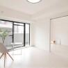 在大阪市天王寺区购买3LDK 公寓大厦的 起居室