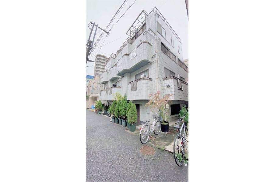 在文京区购买整栋 公寓大厦的 户外