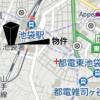 1LDK Apartment to Buy in Toshima-ku Map
