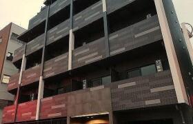 大田区多摩川-1DK公寓大厦