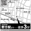 1LDK Apartment to Buy in Nakano-ku Access Map