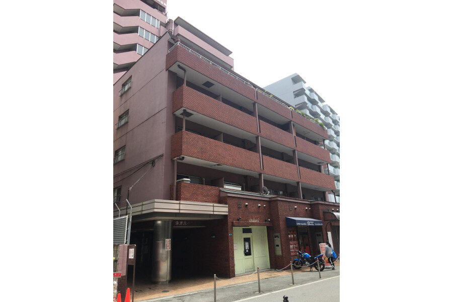 1DK Apartment to Rent in Osaka-shi Abeno-ku Exterior
