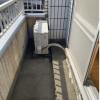 1DK Apartment to Rent in Osaka-shi Naniwa-ku Balcony / Veranda