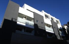 涩谷区神宮前-1K公寓大厦