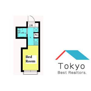 1R Apartment in Yamatocho - Nakano-ku Floorplan