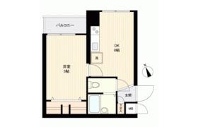 1DK {building type} in Negishi - Taito-ku