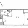 在世田谷區內租賃1LDK 公寓大廈 的房產 房間格局
