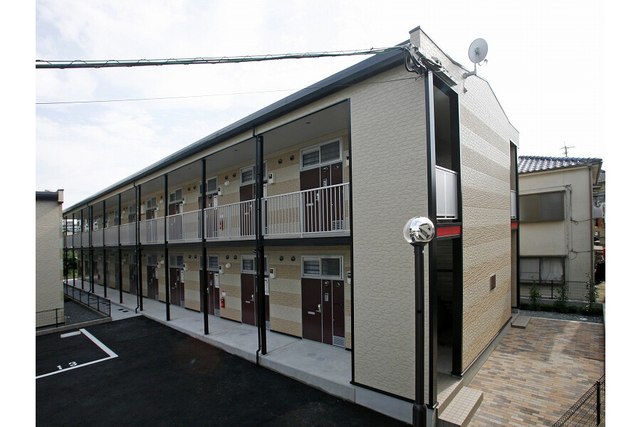 在福岡市城南區內租賃1K 公寓 的房產 戶外