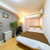 1R Apartment to Rent in Osaka-shi Minato-ku Bedroom