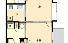 福岡市博多區築港本町-1LDK{building type}