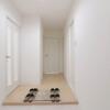 在京田辺市购买3LDK 公寓大厦的 入口/玄关