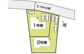 4LDK House in Matsukoikecho - Hamamatsu-shi Higashi-ku