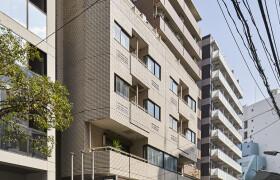 品川区東五反田-1K{building type}