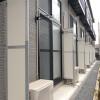 在柏市内租赁1K 公寓 的 阳台/走廊