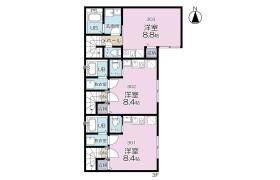 江東區亀戸-1R公寓