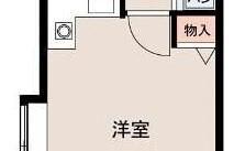 1R {building type} in Sumiyoshi - Fukuoka-shi Hakata-ku
