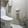 2LDK Apartment to Buy in Suginami-ku Toilet