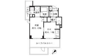 1DK Mansion in Unoki - Ota-ku
