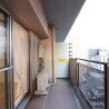 1SLK Apartment to Buy in Osaka-shi Nishinari-ku Balcony / Veranda