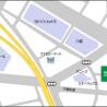1R Apartment to Rent in Chiba-shi Chuo-ku Access Map