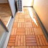 1LDK Apartment to Buy in Kyoto-shi Shimogyo-ku Balcony / Veranda