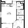 2SLDK Apartment to Buy in Kokubunji-shi Floorplan