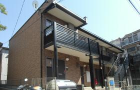 横浜市南区 清水ケ丘 1K アパート