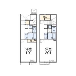 1K Mansion in Higashikoigakubo - Kokubunji-shi Floorplan