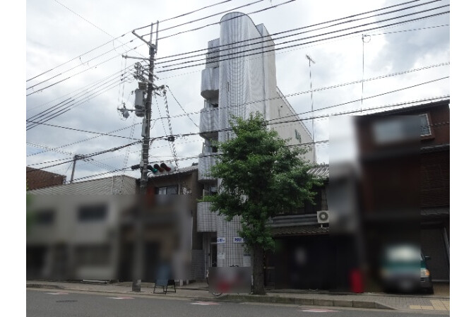 Whole Building Office to Buy in Kyoto-shi Nakagyo-ku Exterior