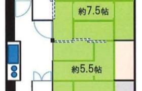2K {building type} in Omorikita - Ota-ku