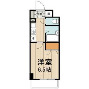 1K Mansion in Ojima - Koto-ku Floorplan