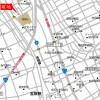 2LDK Terrace house to Rent in Saitama-shi Kita-ku Access Map