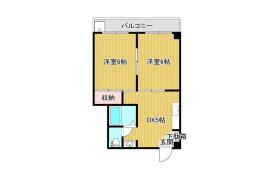 2DK Mansion in Miyamae - Suginami-ku
