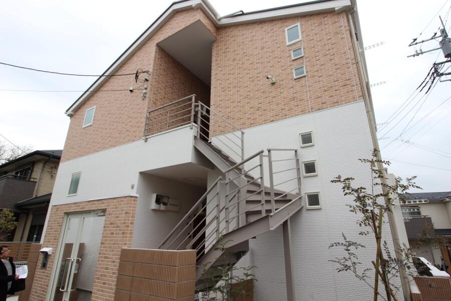 在Kawasaki-shi Tama-ku內租賃1K 公寓 的房產 戶外