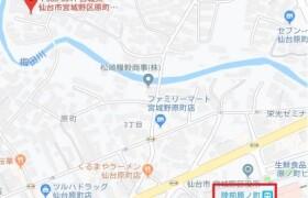1K {building type} in Haranomachi - Sendai-shi Miyagino-ku