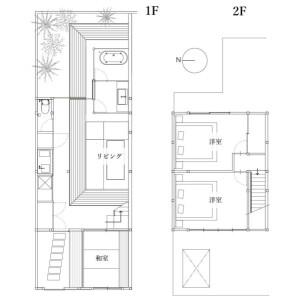 京都市中京區壬生辻町-3LDK{building type} 房間格局