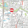 3DK Apartment to Buy in Suita-shi Access Map