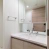 1LDK Apartment to Rent in Shibuya-ku Washroom