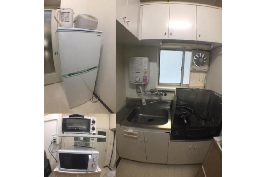 1DK Apartment to Rent in Yokohama-shi Nishi-ku Kitchen