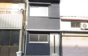2DK Terrace house in Kishinosatohigashi - Osaka-shi Nishinari-ku