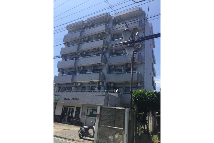 1K Serviced Apartment to Rent in Ebina-shi Exterior