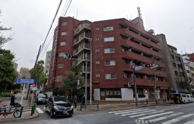 2DK {building type} in Minamiazabu - Minato-ku
