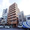 在新宿区购买2LDK 公寓大厦的 户外