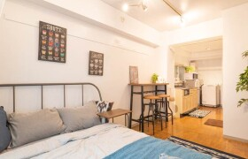 1R Apartment in Dogenzaka - Shibuya-ku