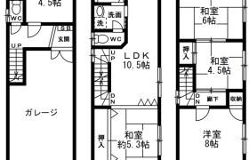 5LDK {building type} in Benten - Osaka-shi Minato-ku