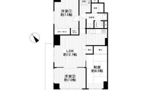 3LDK {building type} in Kugocho - Yokosuka-shi